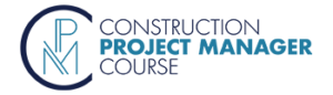 Construction Project Manager Course  Logo